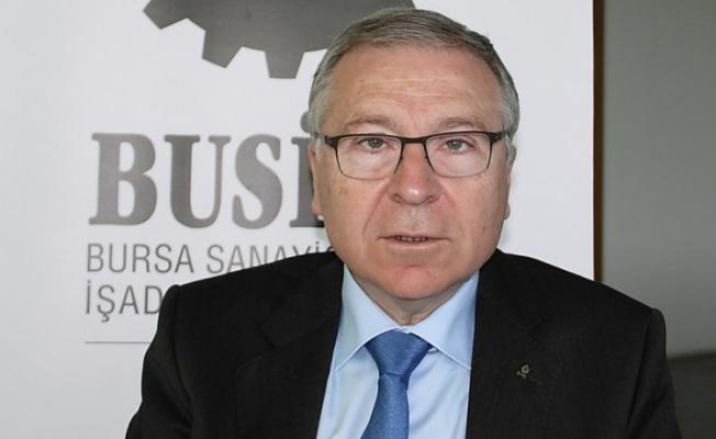 BUSİAD Yönetim Kurulu Başkanı'ndan enflasyon değerlendirmesi