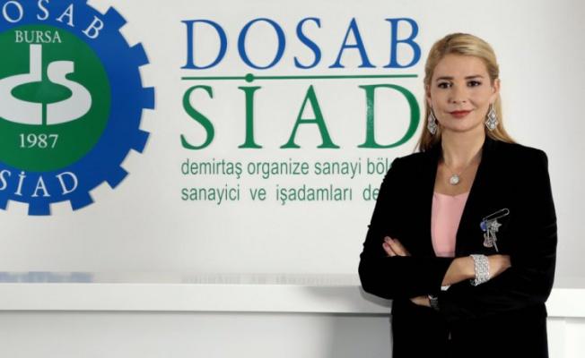"""DOSABSİAD Başkanı Çevikel: """"Sıkıntının çözülmesi gerekiyor"""""""