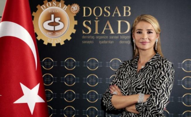 DOSABSİAD Başkanı Çevikel: Üyelerimiz her platformda gücünü gösteriyor