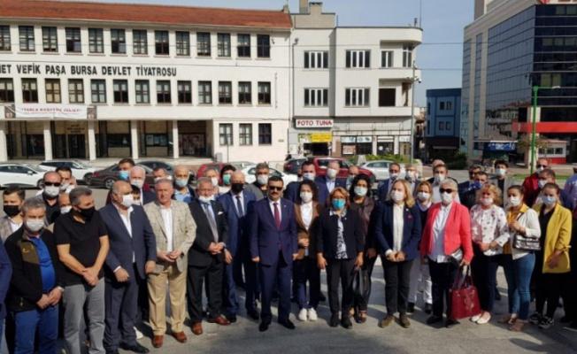 İyi Parti Bursa'da 3. kuruluş yılını kutladı