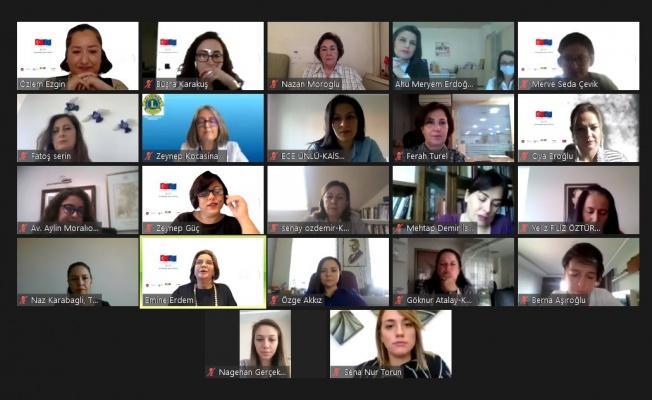 Kadın İletişim Ağı Projesi'nin İlk Arama Konferansı Düzenlendi