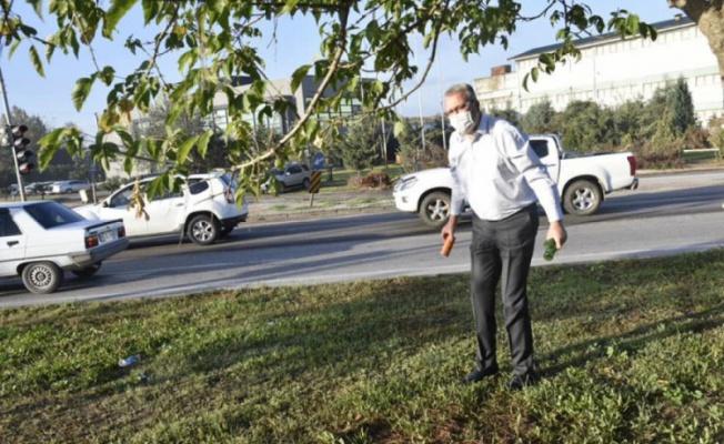 Karacabey Belediye Başkanı Özkan'dan çevre temizliği