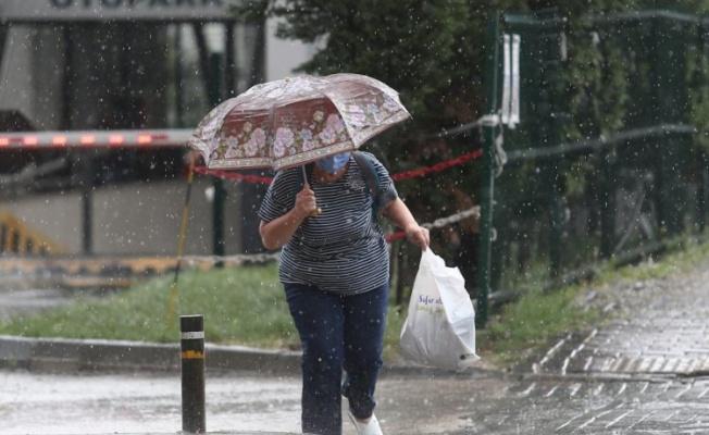 Meteoroloji'den Bursa'ya 'sarı' uyarı!