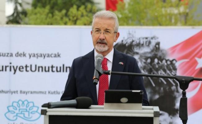 Nilüfer Belediye Başkanı Erdem: Mucizenin adıdır Cumhuriyet