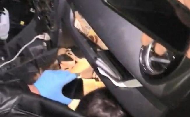 Nilüfer'de uyuşturucu operasyonu: 2 gözaltı