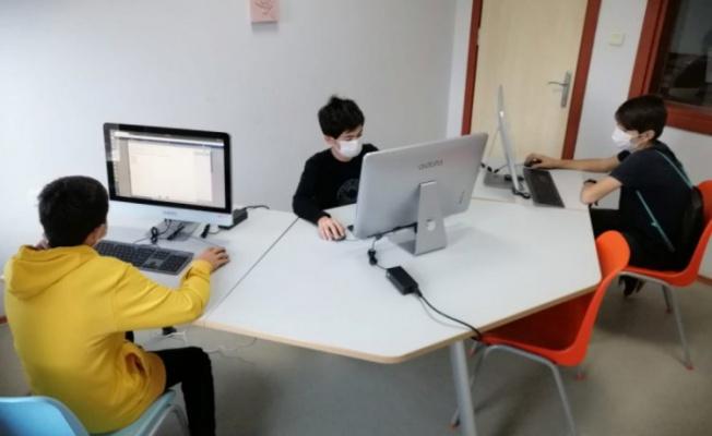 Nilüferli öğrencilere bilgisayar sınıfı