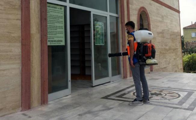Osmangazi'de temizlik ve dezenfeksiyonda durmak yok