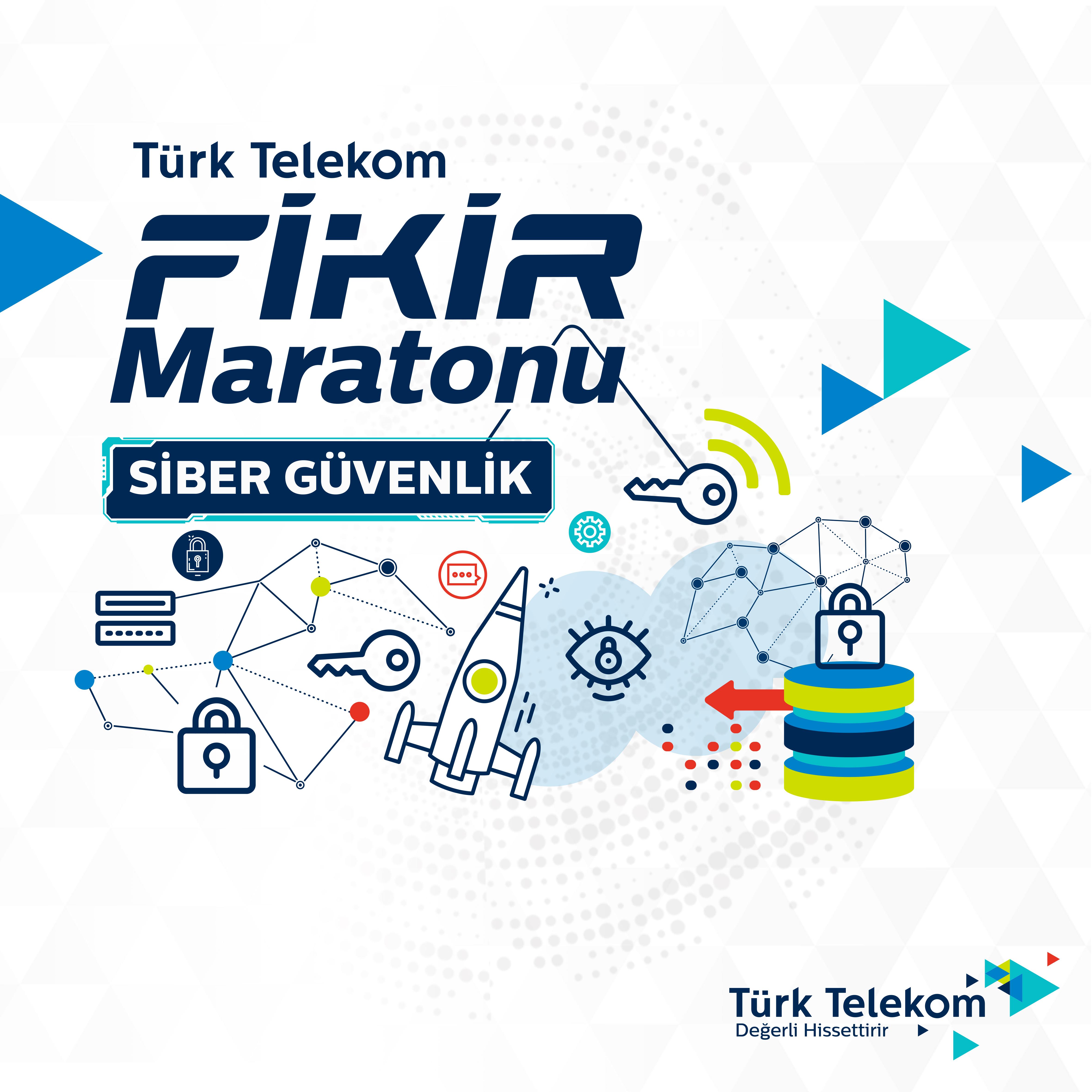 Türk Telekom'dan 'Fikir Maratonu'