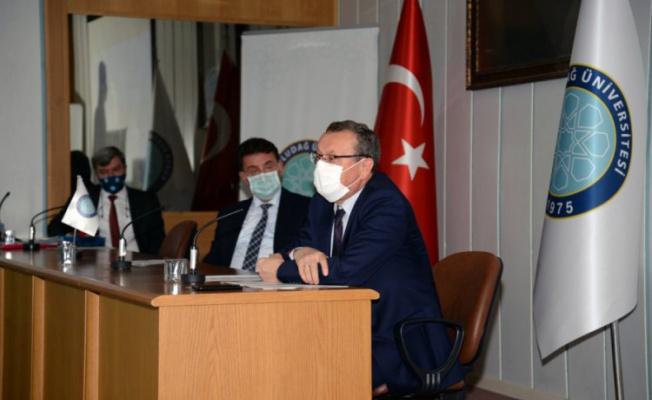 Uludağ Üniversitesi'nin stratejik geleceği şekilleniyor