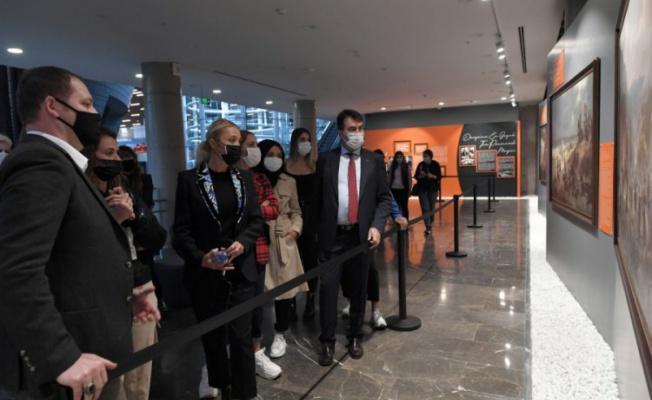 Ünlü isimler Bursa Fetih Müzesi'ne hayran kaldı