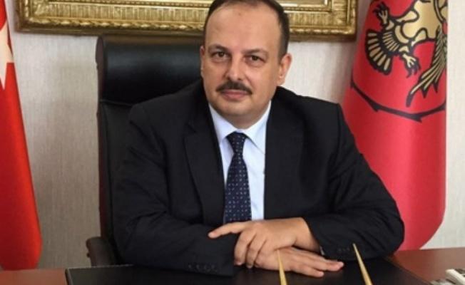 Vali Canbolat 'Cumhuriyet Bayramı' mesajı yayımladı