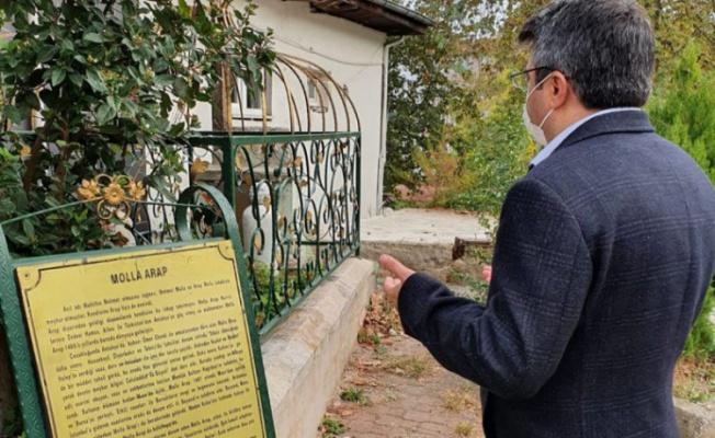 Yıldırım Belediye Başkanı Yılmaz Mollaarap Mahallesi'nde