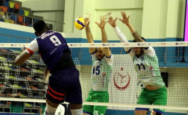 Bursa Büyükşehir Belediyespor, Haliliye Belediyespor'u yendi