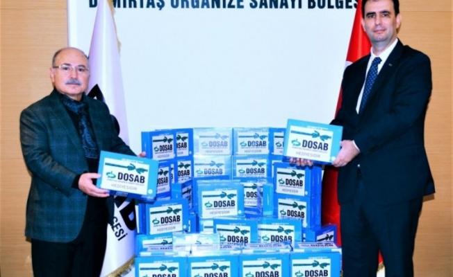 Bursa'da 200 öğrenciye tablet desteği