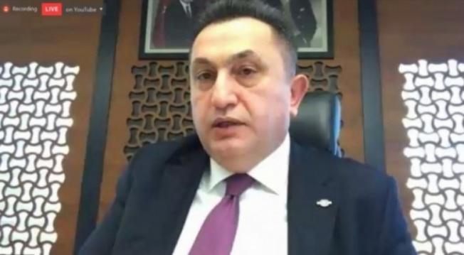 Bursa'da Eximbank'ın kredi ve alacak sigortası destekleri tanıtıldı