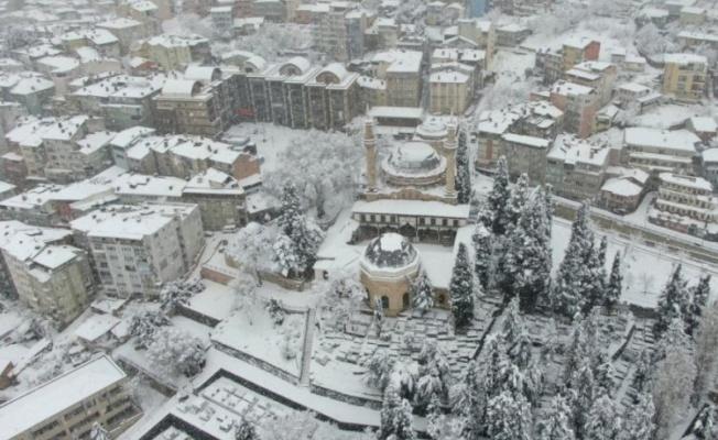 Bursa'da hava durumuna dikkat!