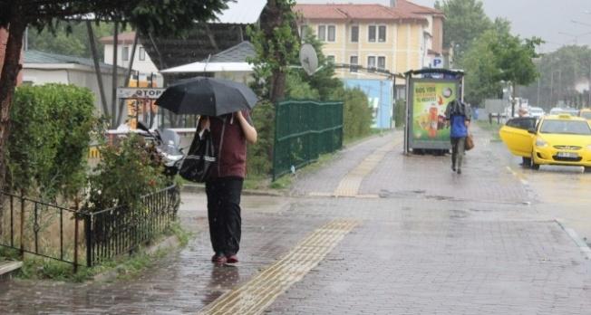 Bursa'da yağış devam edecek!