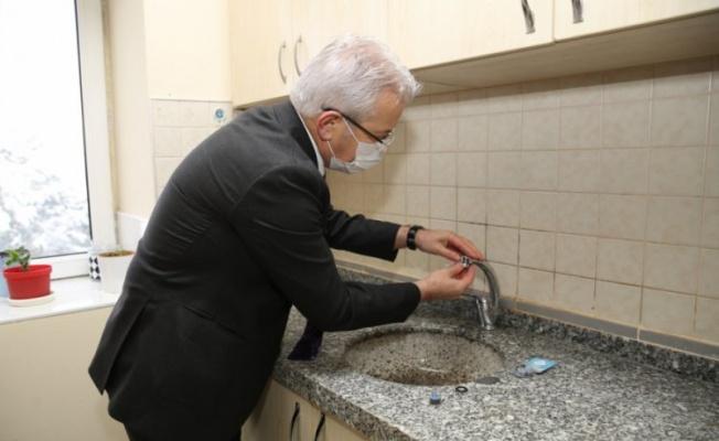 Nilüfer'de yüzde 67 su tasarrufu sağlanacak