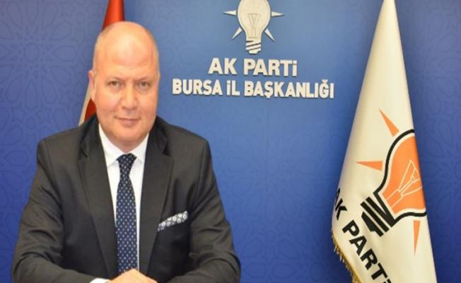 AK Parti Bursa'da İl yürütme kurulu belli oldu