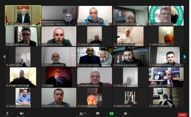 BİLDEF CHP Genel Başkanı Kemal Kılıçdaroğlu'nu Konuk etti