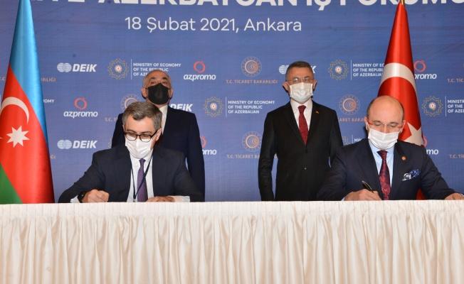 BTSO'dan Kardeş Ülke Azerbaycan ile İş Birliği Protokolü
