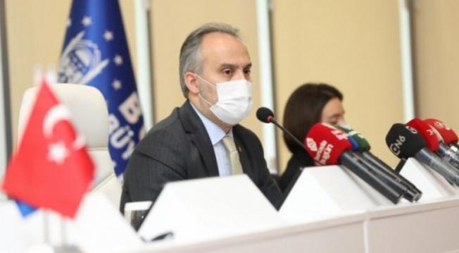 Bursa Büyükşehir Belediye Başkanı Alinur Aktaş'tan Yunuseli açıklaması!