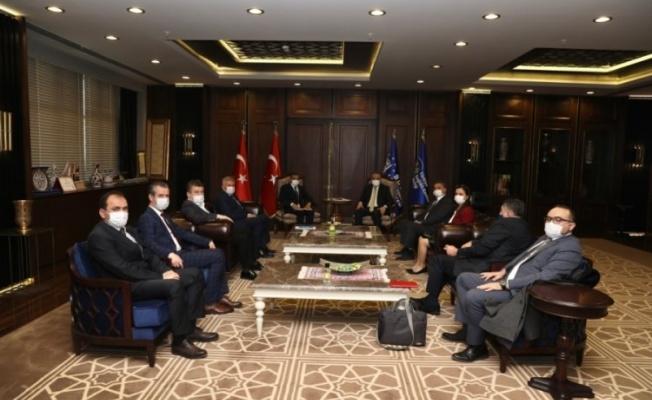 Bursa Büyükşehir Belediyesi BUSKİ Genel Müdürlüğü'ne çifte kalite belgesi