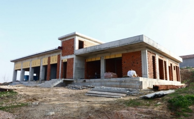 Bursa'da kırsal yaşamın kalitesi artıyor