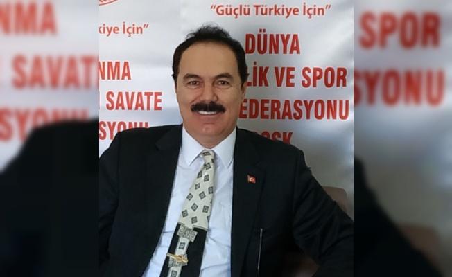 DGSKON Genel Başkanı Türker AYGÜNDÜZ Regaip Kandili Mesajı