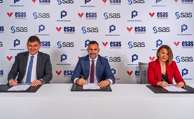 Esas Gayrimenkul, SAS ve Partner Republic'ten önemli dijitalleşme projesi