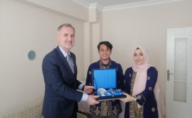 İnegöl Belediye Başkanı Taban'dan gönül ziyaretleri