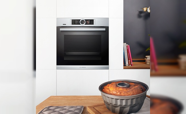 PerfectBake Pişirme Sensörü ile  Mükemmel Hamur İşleri
