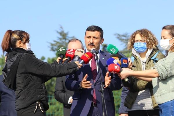 İYİ PARTİ BURSA İL BAŞKANI SELÇUK TÜRKOĞLU SORAR ''BU DA MI GOL DEĞİL SN. ALİNUR AKTAŞ!''