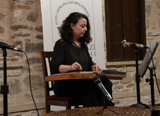Kadın Bestekârlar Osmangazi'de Anlatılıyor