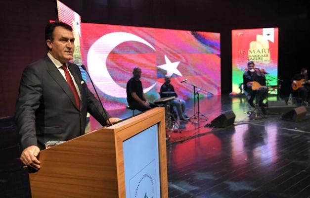 Osmangazi'de İstiklalden İstikbale Çanakkale Zaferi