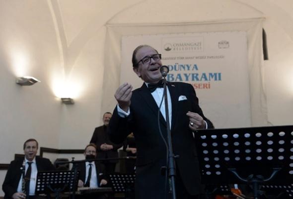 Osmangazi'den Tıp Bayramı'na Özel Konser