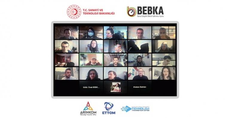 'SEEDUP' İÇİN 15 GİRİŞİMCİ BELİRLENDİ
