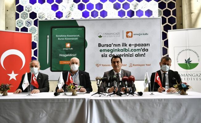 Esnafa www.emeginkalbi.com ile büyük destek