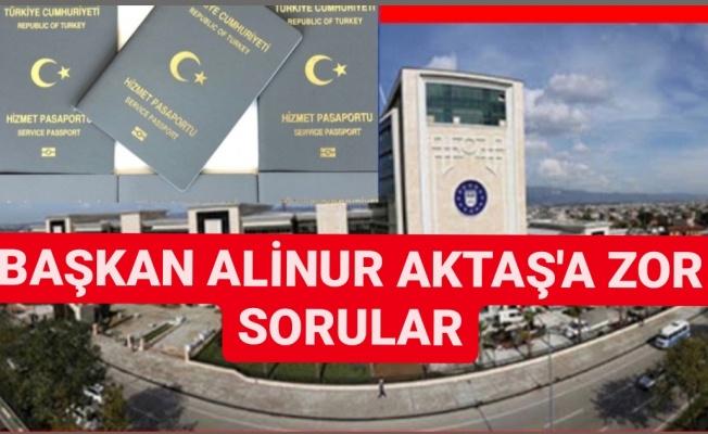 İnsan kaçakçılığı'na Bursa Belediyesi'de mi bulaştı?