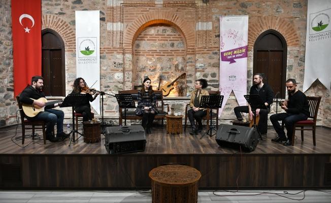 Osmangazi'den Renkli Konser