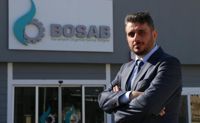 BOSAB'IN PROJESİNE  BEBKA'DAN DESTEK