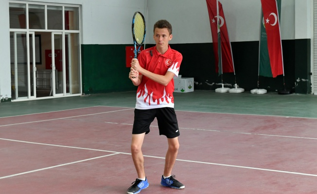 Osmangazili Raket Avrupa Şampiyonası'nda