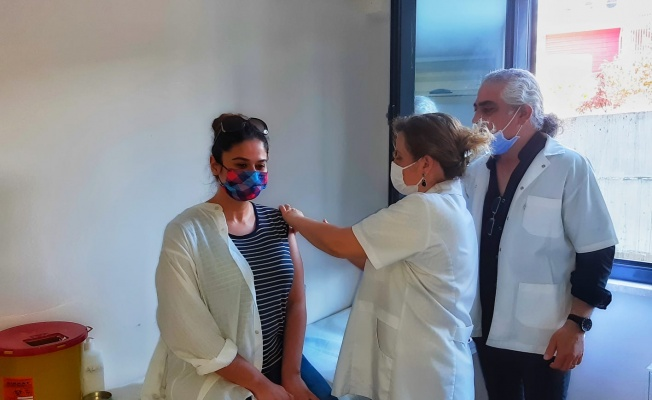 Bursa'da aile sağlığı merkezlerinde aşılama çalışmaları başladı