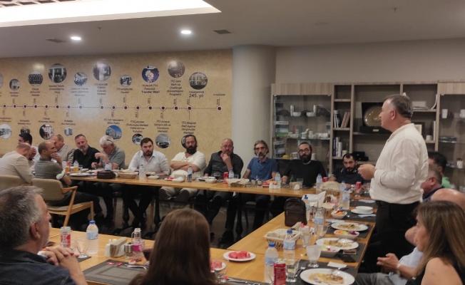 Levent Turgut''Dernek Binası Hayalini Gerçek Yaptık''