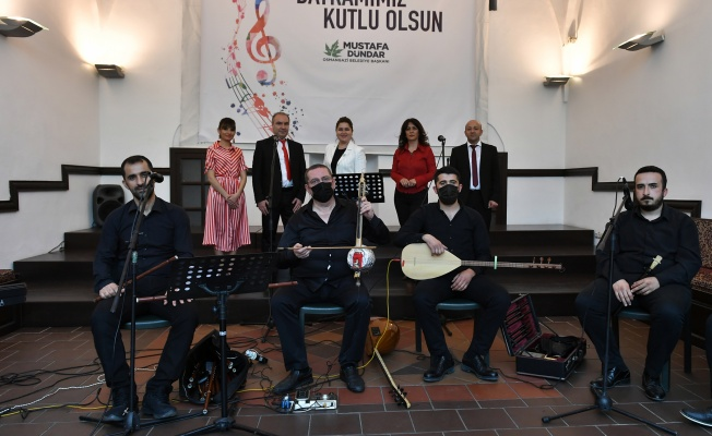 Osmangazi'den Bayrama Özel Konser