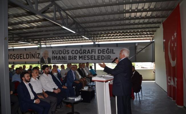 PROF.DR.MUSTAFA KAMALAK BURSA'DA BAYRAMLAŞMAYA KATILDI