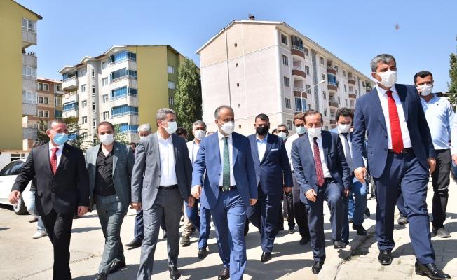 Bursa'dan Muş'a gençlik merkezi