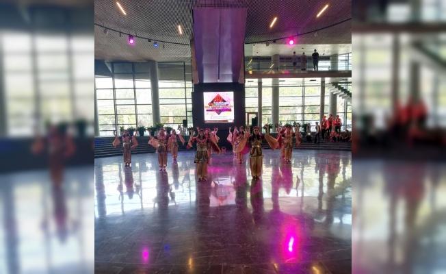 Dans Tutkunları Fetih Müzesi'nde Buluştu