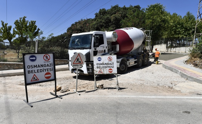 Osmangazi'de Konforlu Ulaşıma Ciddi Yatırım