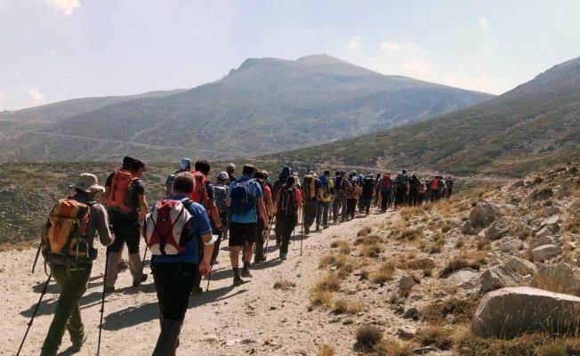 Osmangazi'de 'Zafer' Tırmanışı